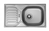 Кухонные мойки из нержавеющей стали, врезные UKINOX